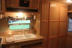 Kitchen Area and Storage